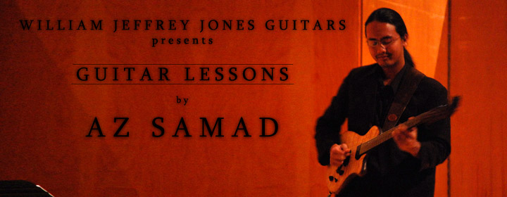 Lessons by Az Samad